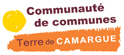 Logo de la Communaut de Communes Terre de Camargue