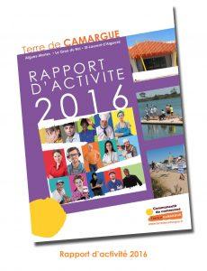 Rapport activité Terre de Camargue 2016