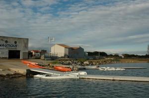 Base nautique intercommunale du Vidourle