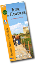 Cartoguide Littoral Gardois Terre de Camargue