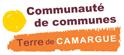 Logo Communauté de Communes Terre de Camargue 125 * 55