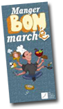 Lien vers la brochure Manger Bon Marché
