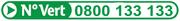 Numéro vert info tri 0800 133 133