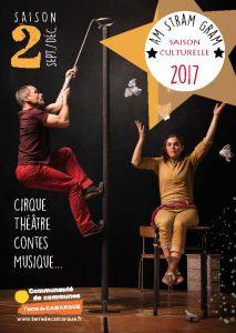 cirque, théâtre, contes, musique : programme culturel en Terre de Camargue