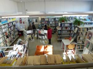 Bibliothèque de secteur sur Le Grau du Roi