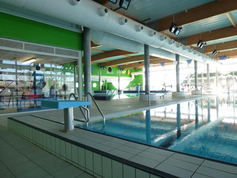 Fermeture pour vidange de la piscine communaut de - Camping grau du roi avec piscine ...