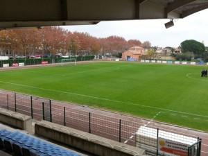 Stade du Bourgidou