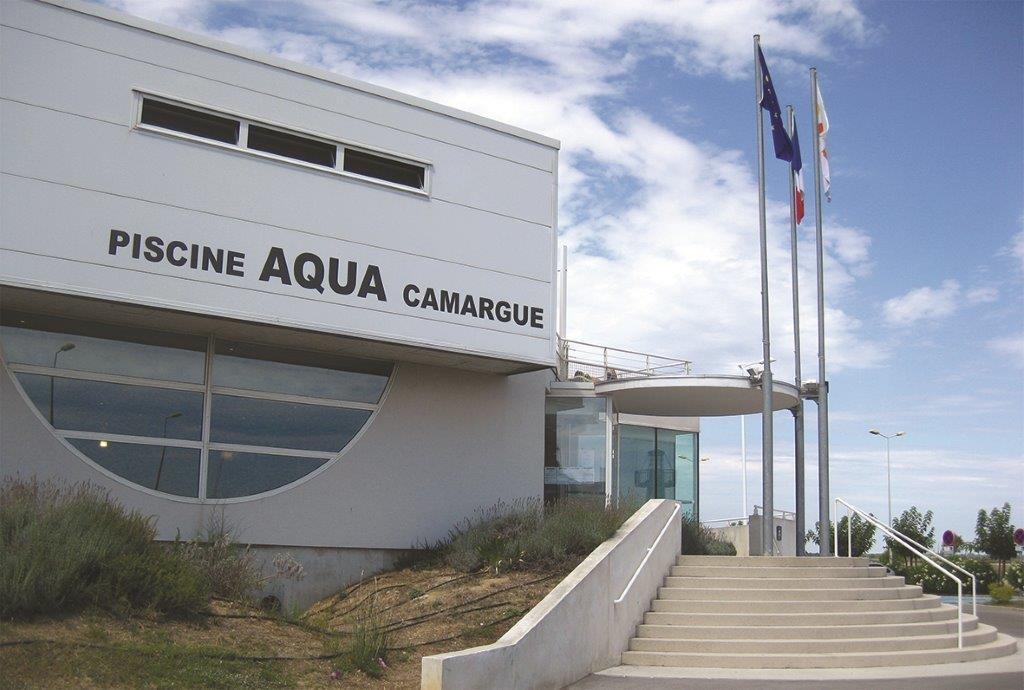 Vidange piscine aqua camargue communaut de communes for Aqua piscine