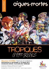 "Exposition ""Tropiques Utopiques"""