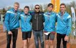 Kayak club Terre de Camargue : vice-champion de France 2016