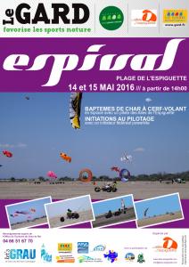 Espival - Plage de l'Espiguette