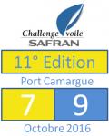 logo Challenge Voile Safran 2016