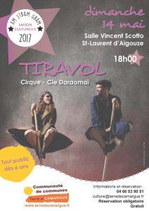 AM STRAM GRAM - Cirque avec TIRAVOL