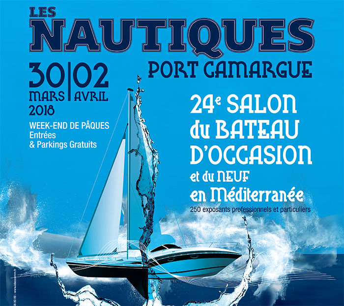 Les Nautiques de Port-Camargue 2018