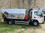 3 camions de 7,5 tonnes hybrides