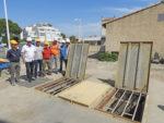 Réhabilitation du poste de refoulement des eaux usées, avenue de Camargue au Grau du Roi