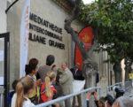 Inauguration de la médiathèque intercommunale Liliane Granier