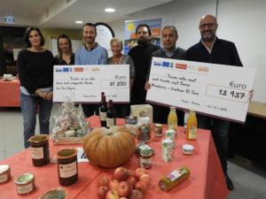 La boucherie El Toro et le magasin bio La Vie Claire à Aigues-Mortes ont été soutenus par la Communauté de communes Terre de Camargue et le PETR Vidourle Camargue dans le cadre du programme européen LEADER