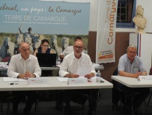 Robert Crauste, nouveau Président de Terre de Camargue