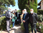 Terre de Camargue inaugure un composteur collectif à la Résidence Le Hameau du Boucanet au Grau du Roi