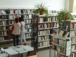 Bibliothèque du Grau du Roi - nouvel agencement
