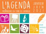 Agenda des médiathèques en terre de camargue janvier-juin 2021